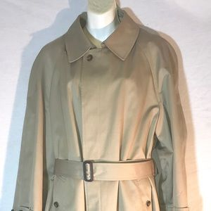 London Fog Thinsulate trench coat